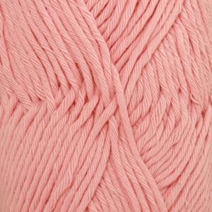 DROPS Paris Uni Colour garn - 50g - Ljus rosa (20)