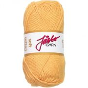 Soft Cotton garn 50g Solgul