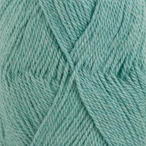 DROPS Babyalpaca Silk Uni Colour garn - 50g - Ljus sjögrön (7402)