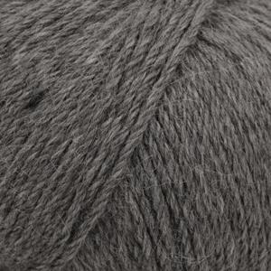 DROPS Alpaca Puna garn - 50g - Mörkgrå (05)