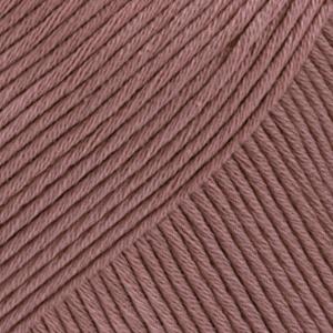 DROPS Muskat Uni Colour garn – 50g – Ljus brun (09)
