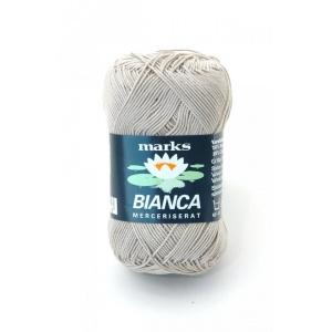 Bianca garn - 50g - Ljusgrå (2014)