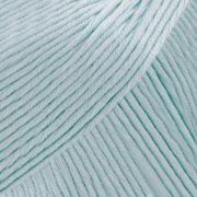 DROPS Muskat Uni Colour garn - 50g - Ljus isblå (60)
