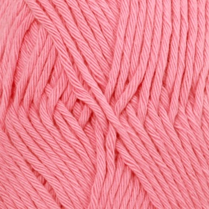 DROPS Paris Uni Colour garn - 50g - Mellan rosa (33)