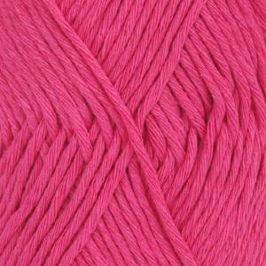DROPS Cotton Light Uni Colour garn - 50g - Rosa (18)