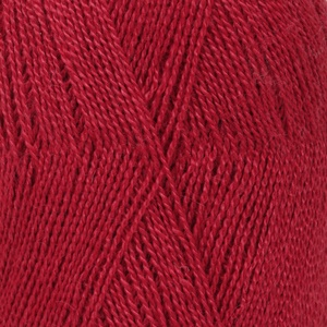 DROPS Lace Uni Colour garn - 50g - Röd (3620)