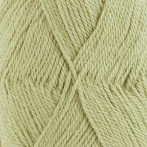 DROPS Babyalpaca Silk Uni Colour garn - 50g - Pistage (7219)
