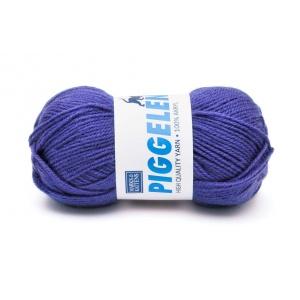 Piggelen garn - 25g - Marinblå (215)
