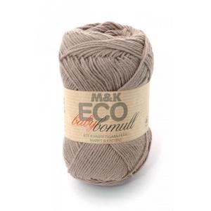 M&K Eco Baby Bomull garn - 50g - potatis (902)