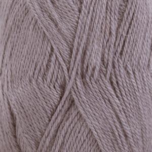 DROPS Babyalpaca Silk Uni Colour garn - 50g - Grålila (4314)