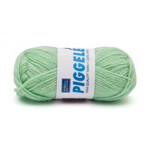 Piggelen garn - 25g - Ljusgrön (211)