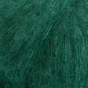 DROPS Brushed Alpaca Silk garn - 25g - Skogsgrön (11)