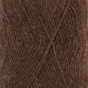 DROPS Fabel Uni Colour garn - 50g - Brun (300)