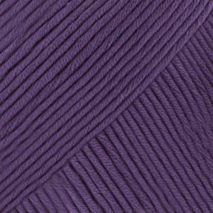 DROPS Muskat Uni Colour garn - 50g - Lila (14)