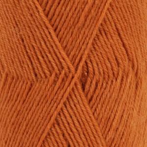 DROPS Fabel Uni Colour garn - 50g - Rost (110)