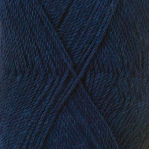 DROPS Babyalpaca Silk Uni Colour garn - 50g - Marinblå (6935)