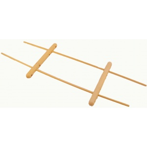 Gaffel till gaffelvirkning bambu