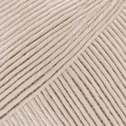 DROPS Muskat Uni Colour garn - 50g - Ljus beige (61)