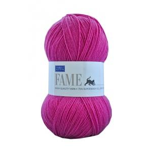 Fame garn - 100g - Rosa (626)