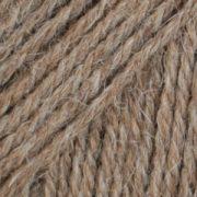DROPS Flora Mix garn - 50g - Brun (08)