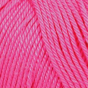 Järbo 8/4 50g garn - Flamingorosa