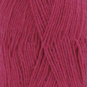 DROPS Fabel Uni Colour garn - 50g - Cerise (109)