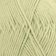 DROPS Paris Uni Colour garn - 50g - Ljus mintgrön (21)
