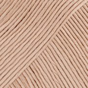 DROPS Muskat Uni Colour garn - 50g - Beige (23)