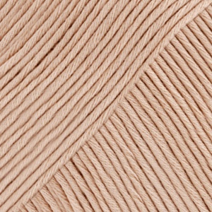 DROPS Muskat Uni Colour garn – 50g – Beige (23)