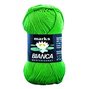 Bianca garn - 50g - Grön (836)