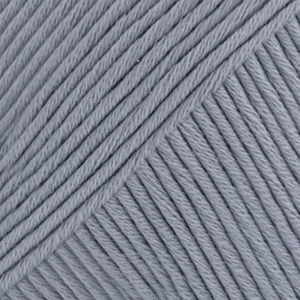 DROPS Muskat Uni Colour garn - 50g - Ljus blålila (01)
