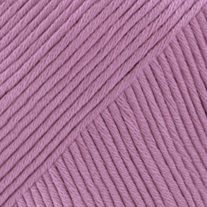 DROPS Muskat Uni Colour garn - 50g - Syren (04)