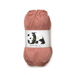 Viking garn Bamboo 50g Orange (609)