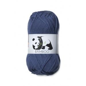 Viking garn Bamboo 50g Mörkblå (627)