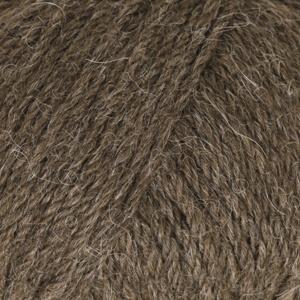 DROPS Alpaca Puna garn - 50g - Brun (03)