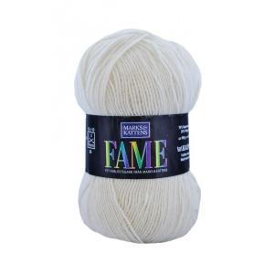 Fame garn - 100g - Oblekt (618)