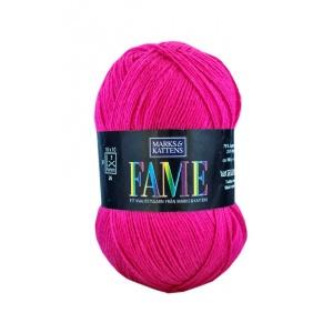 Fame garn - 100g - Cerise (631)