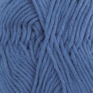 DROPS Paris Uni Colour garn – 50g – Kornblå (09)
