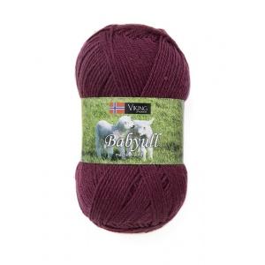 Viking garn Baby Ull 50g Seris (372)