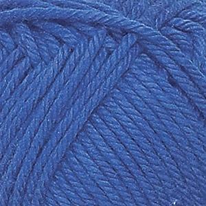 Soft Cotton garn 50gr Blå
