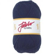 Soft Cotton garn 50g Marin