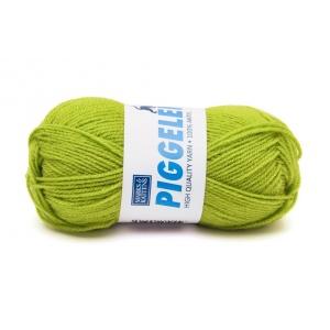 Piggelen garn - 25g - Lime (152)