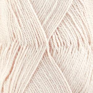 DROPS Babyalpaca Silk Uni Colour garn - 50g - Puder (1306)