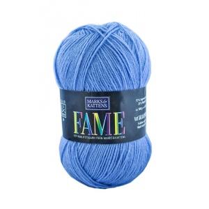 Fame garn - 100g - Ljusblå (630)