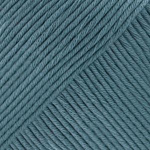 DROPS Muskat Uni Colour garn - 50g - Jeansblå (36)