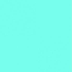 Ull vilene för filtning 120 x 20 cm - ljusblå 115g / m² Merinoull superfin 19