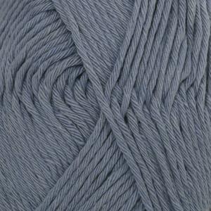 DROPS Paris Uni Colour garn - 50g - Jeansblå (30)