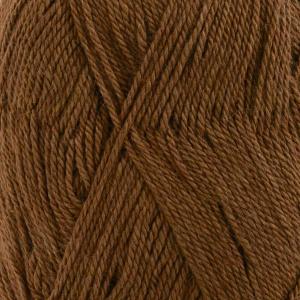DROPS Babyalpaca Silk Uni Colour garn - 50g - Brun (5670)