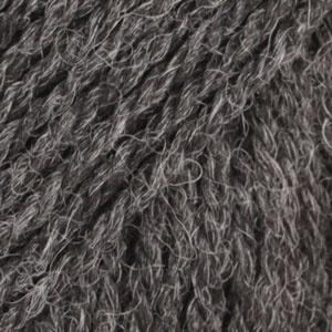 DROPS Flora Mix garn - 50g - Mörk grå (05)