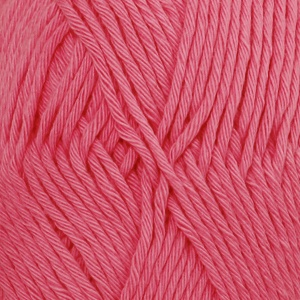 DROPS Paris Uni Colour garn - 50g - Klar rosa (06)
